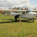"""Авиакомпания """"Вяткаавиа"""" приступила к эксплуатации Cessna 182"""