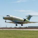 Начались летные испытания бизнес-джета Cessna Citation Longitude
