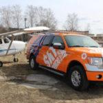 """Компания """"Скай Сервис"""" будет обслуживать самолеты Cessna на базе клиентов"""