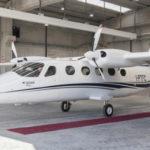 Tecnam выкатила новый поршневой региональный самолет