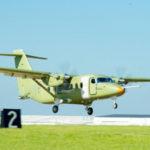 Перспективный турбовинтовой самолет Cessna SkyCourier совершил первый полет