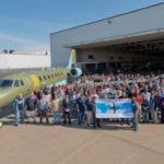 Cessna Aircraft начала производство обновленной версии самолета Citation Sovereign